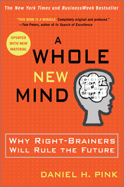 A Whole New Mind | Daniel Pink | #PYPchat | Scoop.it