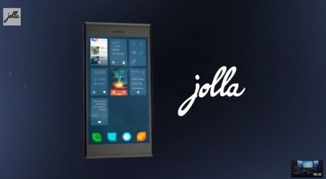 Video Promo: Jolla Revealled - looks a bit like a Nokia N9 from the front | Nokia, Symbian and WP 8 | Scoop.it
