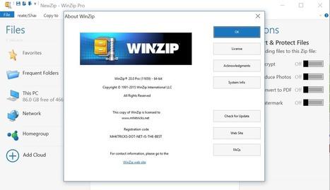 Winzip 22 0 Crack Full with Keygen Free Downloa