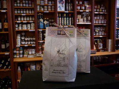 Farine bio,de blé noir ou froment. - Articles - Epicerie fine produits du terroir breton | Voyages et Gastronomie depuis la Bretagne vers d'autres terroirs | Scoop.it