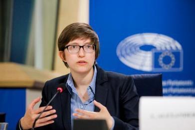 Julia Reda juge la Commission trop frileuse sur les droits d'auteur | Veille Hadopi | Scoop.it