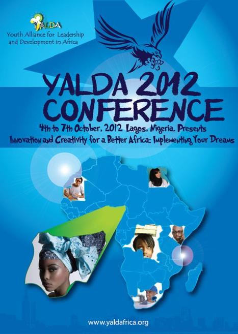 YALDA 2012 Conference: Innovation and creativity for a better Africa | innovation and diversity | Scoop.it