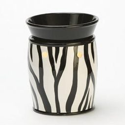 Zebra Scentsy Warmer Deluxe Gifts And More Fo