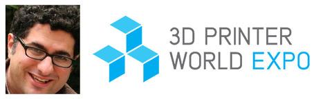 Nerd Stalker: 3D Printer World Expo Highlights the New Age of 3D Printing | Nerd Stalker Techweek | Scoop.it
