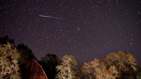 When to Catch Today's Meteor Shower at Its Peak | Science and Nature | Scoop.it