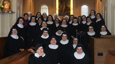 Benedictine Nuns and the precious embroderies in Le Marche | Le Marche another Italy | Scoop.it