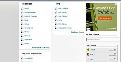 Linkaterra, una plataforma para recopilar cursos y videotutoriales | Entornos Personales de Aprendizaje | Scoop.it