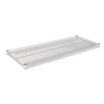 0e61a5dd7e6f34 Alera SW584818SR Industrial Wire Shelving Extra Wire Shelves