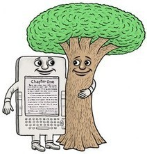 Are iPads and Kindles better for the environment than books? | Nerd Vittles Daily Dump | Scoop.it