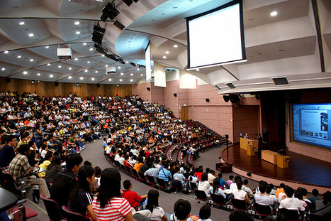Lectures Aren't Just Boring, They're Ineffective, Too, Study Finds | Digital Learning, Technology, Education | Scoop.it