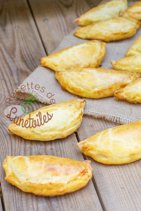 chaussons au fromage | Cuisine Algerienne, cuisine du monde | Scoop.it