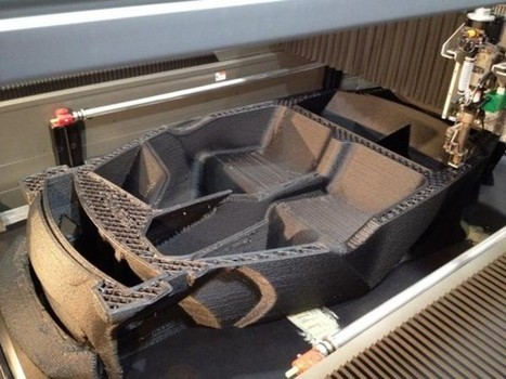 Your 3D-printed car will be ready to drive in 44 hours - ExtremeTech | Peer2Politics | Scoop.it