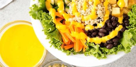 24-Carrot Gold Dressing - Plant-Based Vegan Recipe | Vegan Food | Scoop.it