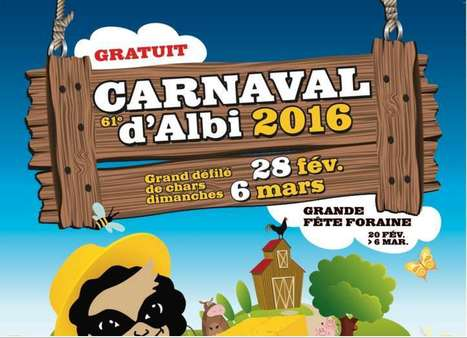 Carnaval d'Albi, Albi  81000 February 28th-March 6th | France Festivals | Scoop.it