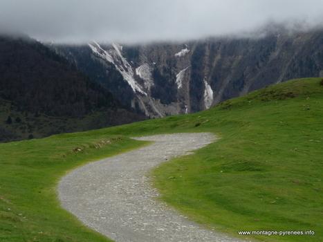 Du col d'Azet au col du Pla de la Seube - Montagne Pyrénées | Vallée d'Aure - Pyrénées | Scoop.it