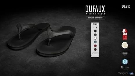 bae29d027d5c Flip Flops Gift by DUFAUX