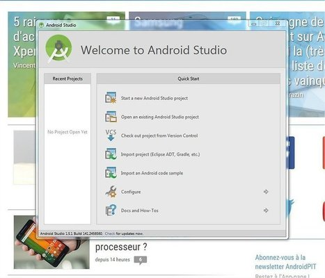 Comment programmer sa première application #Android ? | Sergio's Curation Powershell GoogleScript & IT-Security | Scoop.it