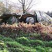 L'allée couverte de Toul-an-Urs, Duault (22) - Camille et la Bretagne ...   Mégalithismes   Scoop.it