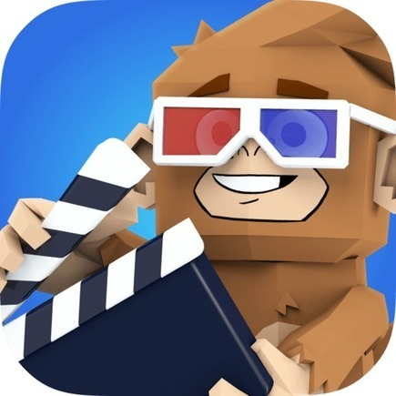 Toontastic 3D - creative storytelling app | technologies | Scoop.it