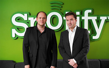 Spotify Plans To Launch as Invite-Only in the U.S. [REPORT]   Radio 2.0 (En & Fr)   Scoop.it