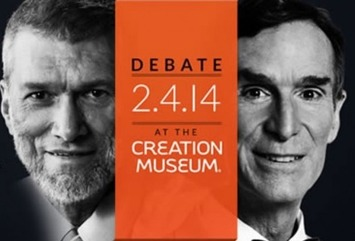 'Science Guy' Bill Nye and Prominent Christian Set to Battle It Out Over Evolution and Creationism | In The Name Of God | Scoop.it