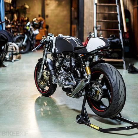 Walt Siegl Superlight Series Ducati