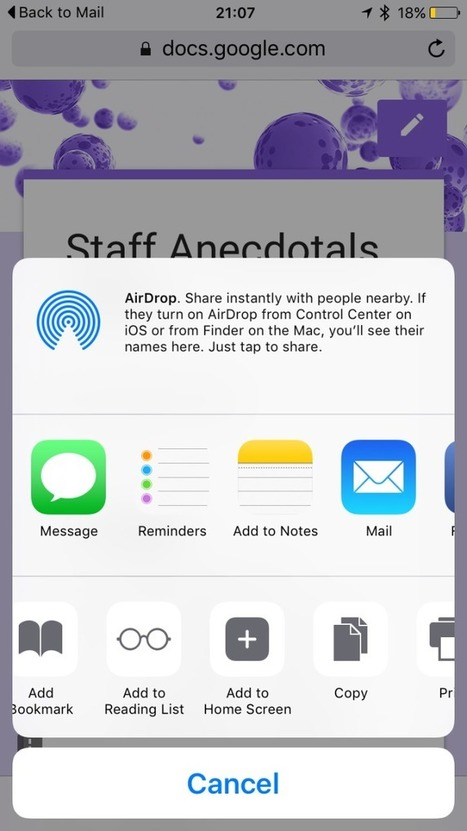 Google Forms and Siri Unite For Recording Anecdotals and Classroom Walkthoughs | Techy Tips | Scoop.it