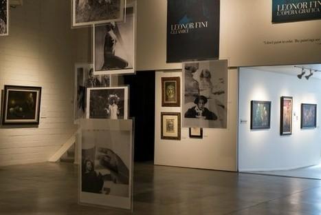 Surrealist Leonor Fini Exhibit Extended Until Dec. 5 | Women: Relationships, alcohol, porn, lesbians, masturbation, swinging, fantasy, female sex predators and orgasm | Scoop.it