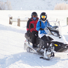 Snowmobiling Snow Cross Hill Climbs TRAIL RIDING