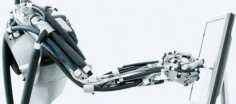 Researchers Develop Super-Strong Robot Muscle | Robots and Robotics | Scoop.it