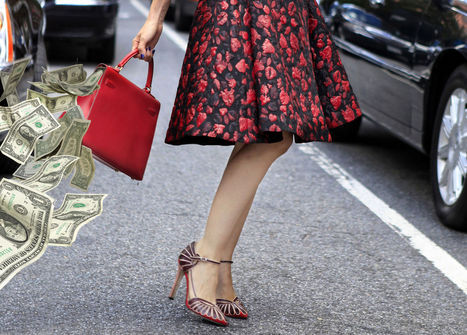 Real Women Share How Much They Earn for Glamour's 2014 Salary Survey   Women And Work   Scoop.it