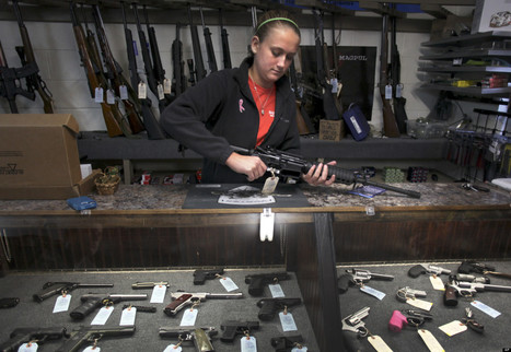 Child Gun Deaths In U.S. In 1 Year Equal 6 Newtown Massacres | Time has Come to Disarm; Updating the Constitution in Context | Scoop.it