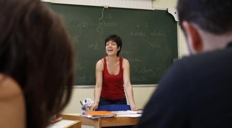 L'école inversée, un concept parti «d'en bas» bientôt au top | Slate | Technologie et éducation | Scoop.it