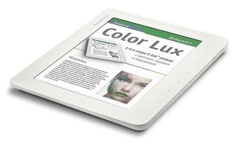 Pocketbook Color Lux y Pocketbook Touch 2 | Libros electrónicos | Scoop.it