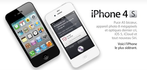 Apple augmente sa marge sur l'iPhone 4S | Everything you need… | Scoop.it