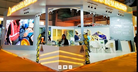 Exhibition Booth Designers In Mumbai In Exhibition Stall Design Company Scoop It