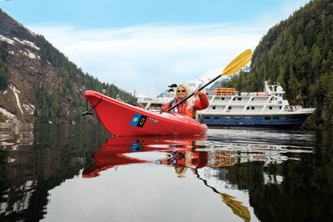 Going On A Cruise? Try The Smaller Boats - KPLU News for Seattle and the Northwest | Cruises | Scoop.it