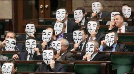 » Anonymous Takes Out the FTC in Protest Over ACTA, Google Privacy - Big Government | Social Media Maven | Scoop.it