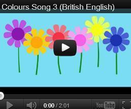 Muziek en liedjes - NIEUW: Kleurenliedjes Engels | Apps en digibord | Scoop.it