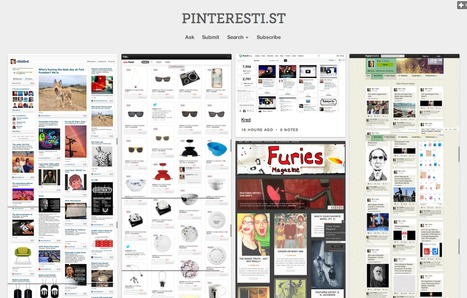 Curation is not just substance, format matters too - How Pinterest's Design Legacy Might Trump the Company Itself   Curation & The Future of Publishing   Scoop.it