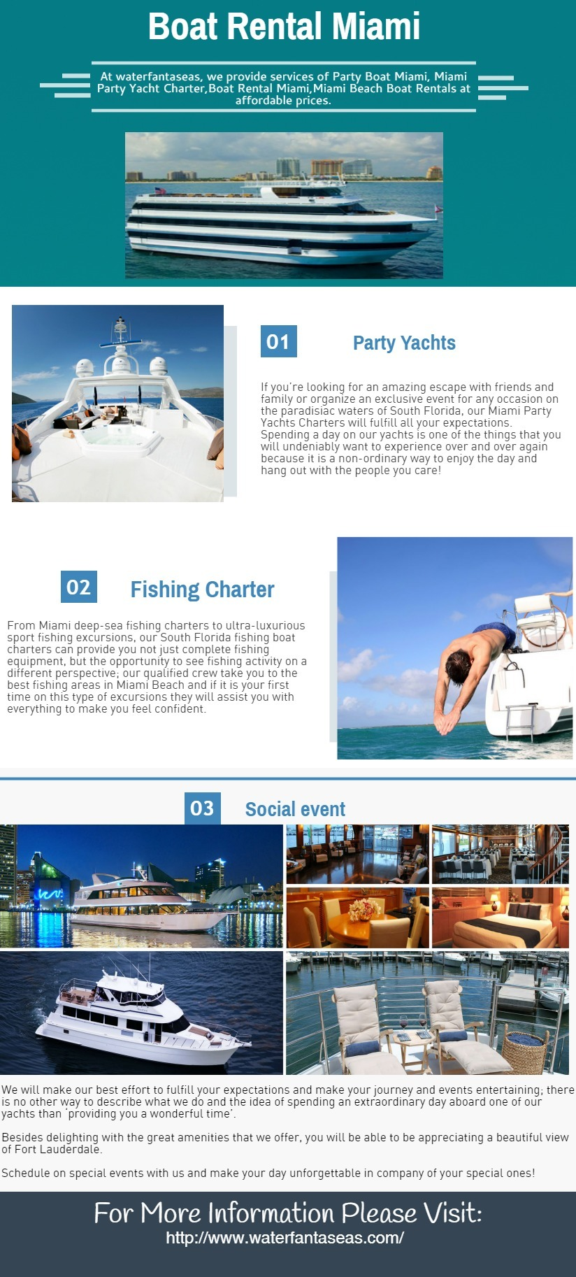 Boat Rental Miami Waterfantaseas Com