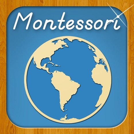 World Continents and Oceans | Apps for Children with Special Needs | Scoop.it