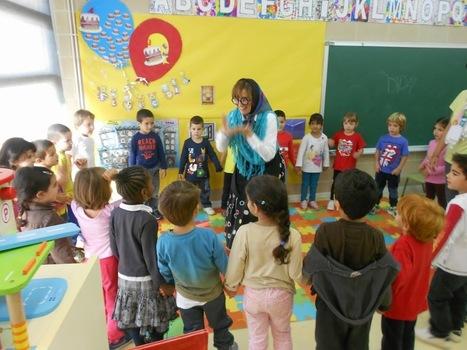 EDUCACIÓ INFANTIL - Escola Lacustària: LA CASTANYERA ENS VISITA   Escola Lacustària   Scoop.it