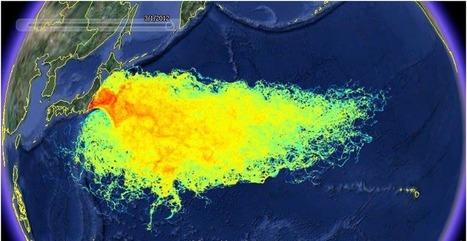 Fukushima ''hors de contrôle'': l'océan Pacifique touché de plein fouet | Japan Tsunami | Scoop.it