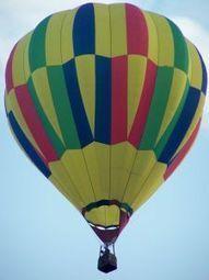 Visites des châteaux de la Loire à bord d'un ballon - Consomatique | Tourisme en Touraine | Scoop.it