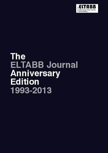 ELTABB Journal Volume 1 | Reading for English teachers | Scoop.it