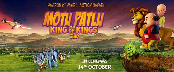 Download Film Motu Patlu King Of Kings Subtitle Indonesia 3gp