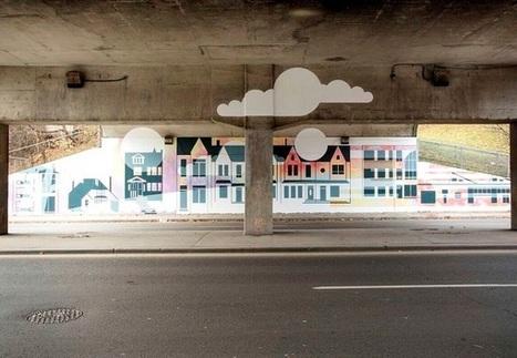 A Toronto, les artistes de rue sont rémunérés pour embellir la ville   Plusieurs idées pour la gestion d'une ville comme Namur   Scoop.it