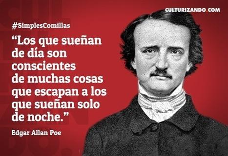 Edgar Allan Poe: oscuridad, genialidad y tormento (+Frases) | Educacion, ecologia y TIC | Scoop.it