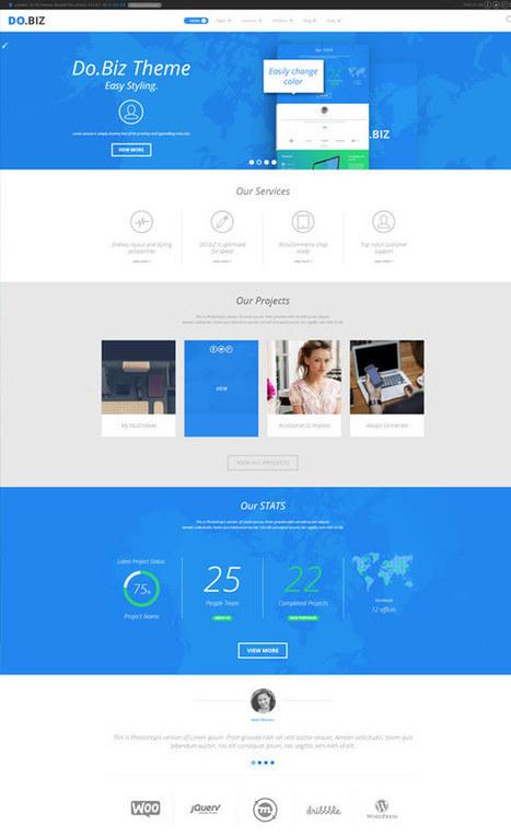 Plexus, Multisite Blog WordPress Theme   WordPr...